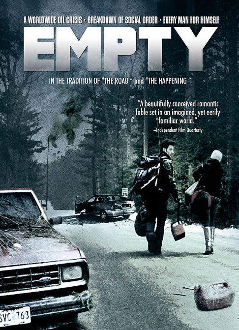 Exclusive Stills from Chilling New Post-Apocalyptic Film Empty