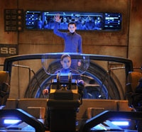 Ben Kingsley Puts On His Murder Face in New Ender's Game Still