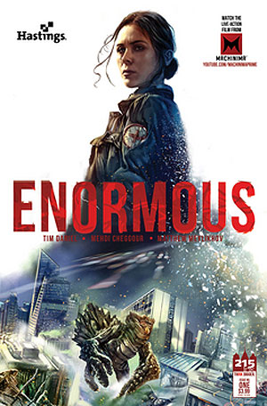 Enormous Variant Issue #1