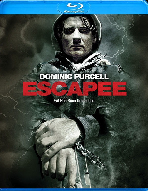 A Crazed Prison Escapee Is on the Loose! Last Seen Headed to Blu-ray and DVD!