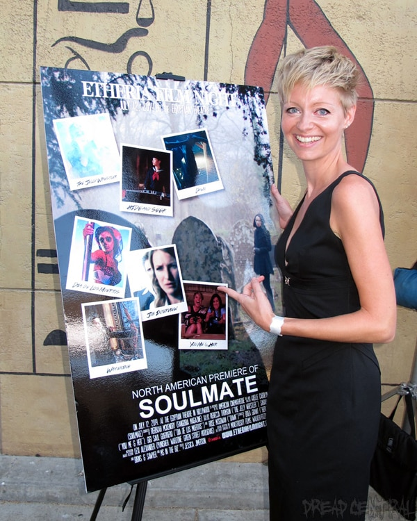 Etheria Film Night Event Report: Red Carpet and Q&A Coverage from the U.S. Premiere of Soulmate
