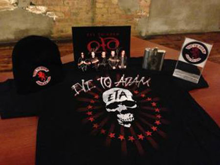 Tell Us Your Favorite Religious Horror Film and Enter to Win an Eve to Adam/Texas Hippie Coalition Merch Pack
