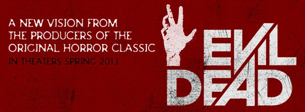 evildeadb - See the Evil Dead New York Comic Con Trailer While You Can!