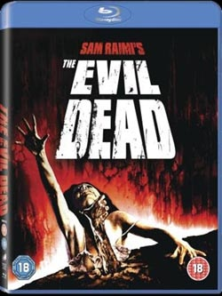 The Evil Dead UK Blu-Ray