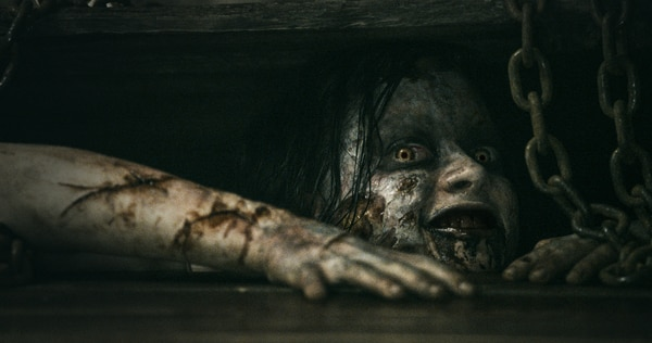 evildhrs - See the Evil Dead New York Comic Con Trailer While You Can!