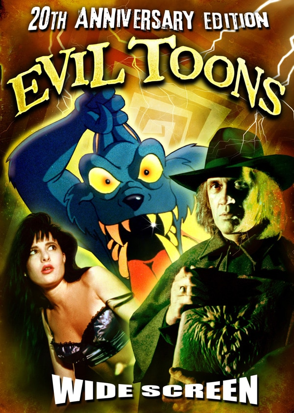 DVD Details: Evil Toons 20th Anniversary Edition