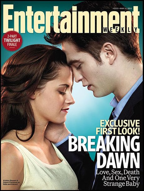 The Twilight Saga: Breaking Dawn Part I - Entertainment Weekly Blow-Out