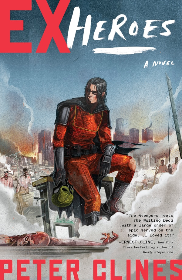 Read an Excerpt from Peter Clines' Ex-Heroes; Win a Signed Copy