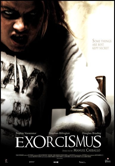 Be Compelled to Look at Exorcismus Art and Stills