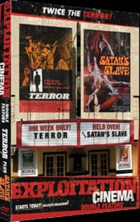 Exploitation Cinema: Satan's Slave and Terror DVD review (click for larger image)