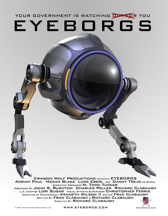 Eyeborgs Finally Eyeing a DVD Release Date