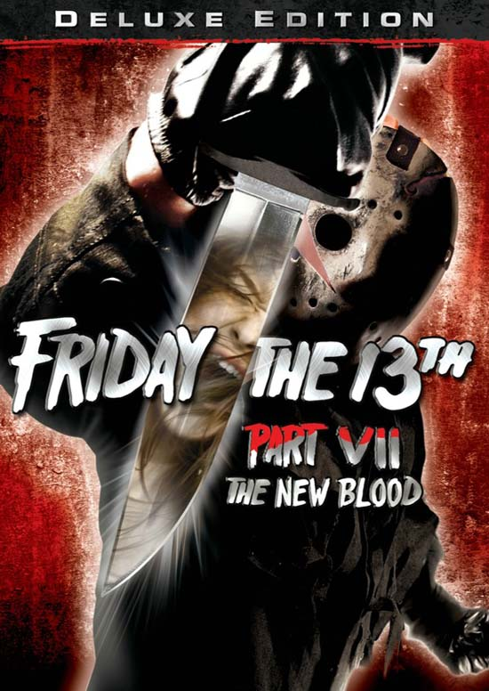 Reaper Awards 2010 Best Re-release - Friday the 13th: Part VII - The New Blood