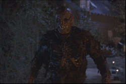 Friday the 13th Part VII: The New Blood on DVD