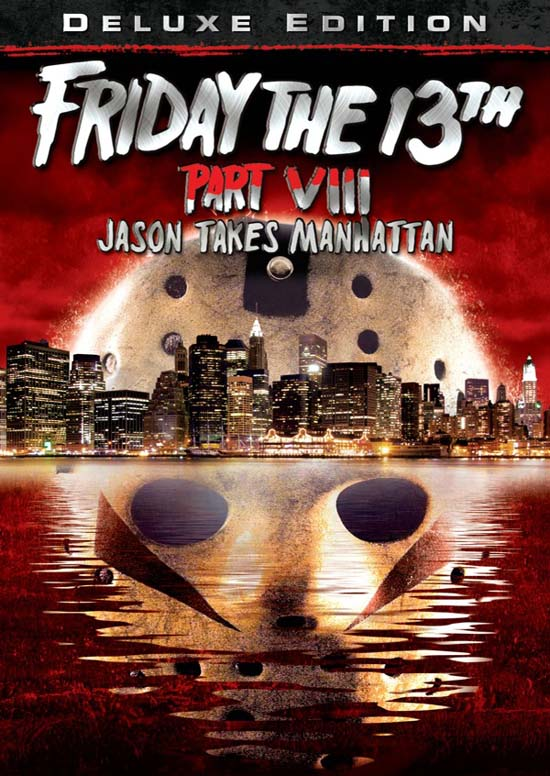 f138 - Friday the 13th Part VIII: Jason Takes Manhattan (DVD)