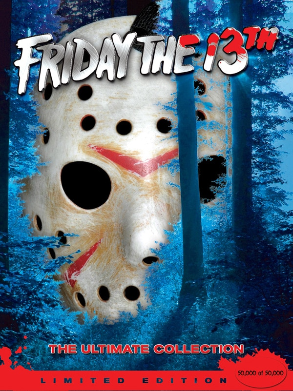 New Friday the 13th DVD Boxset On its Way