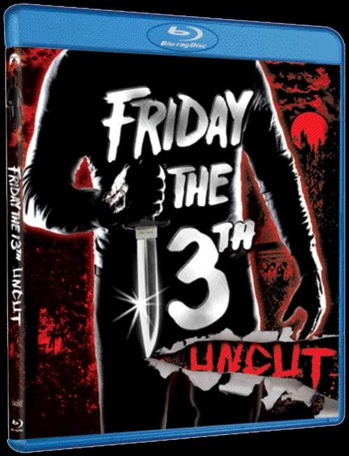 Friday the 13th Uncut on Blu-ray!