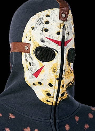 The Ultimate in Friday the 13th Apparel