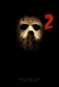 NOT a real teaser poster for Friday the 13th 2