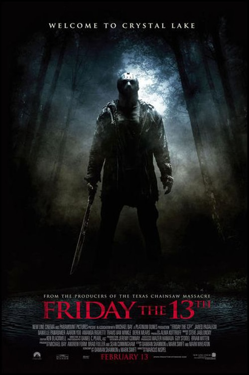 f13poster - New Friday the 13th Poster Now Online