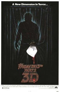 Friday the 13th 3D on BLu-ray?