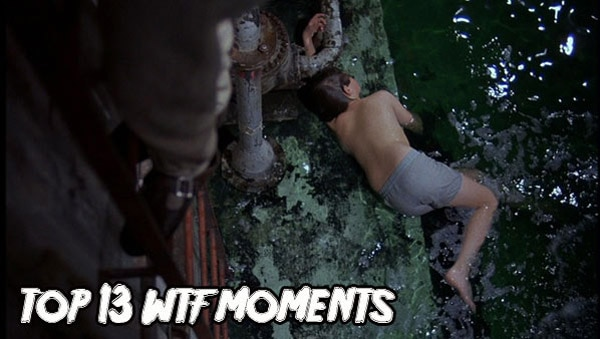 Friday the 13th:  Top 13 WTF Moments