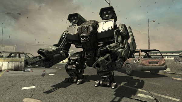 F.E.A.R. 3 - New Images, Concept Art, and Mechanized Combat Trailer