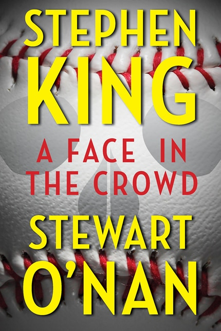 New Stephen King Story A Face in the Crowd Coming in Late August
