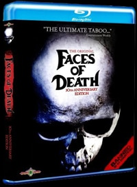 Faces of Death Blu-ray review