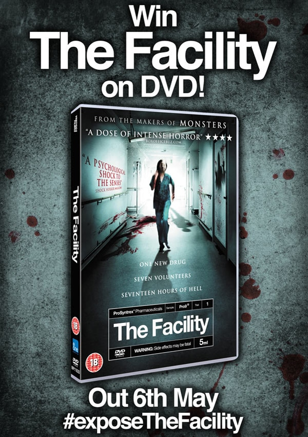 UK Readers: Win The Facility on DVD!