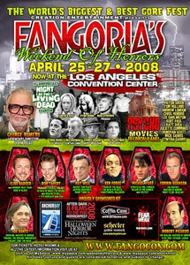 Fangoria's LA Weekend of Horrors (click to see it bigger!)