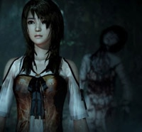 First Look at Fatal Frame: The Black-Haired Shrine Maiden