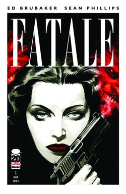 A Look at the Beauty and Beast Artwork for Fatale Issue #1