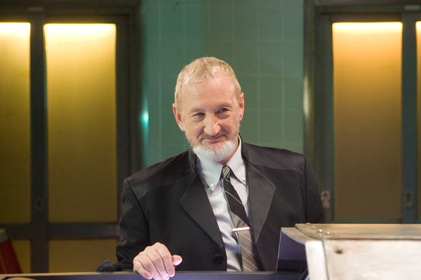 Exclusive: Robert Englund - Checking into Fear Clinic Part II