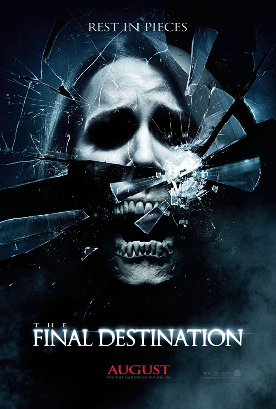First Poster for The Final Destination