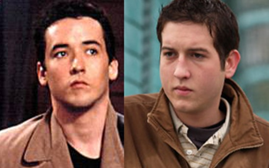 Chris Marquette has a freakish resemblance to Jon Cusack