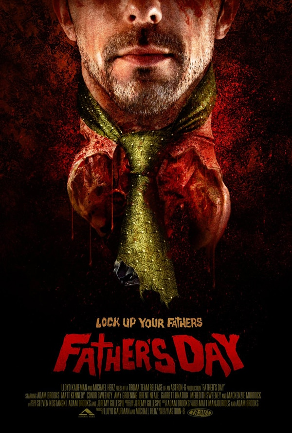 First Theatres Announced for Troma's Father's Day