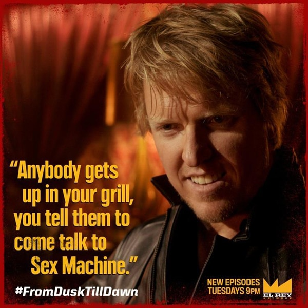 Jake Busey - Sex Machine - From Dusk Till Dawn: The Series