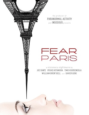 fear paris poster 2 - Midnight Meat Train and The Devil Inside Directors Join Anthology Fear Paris