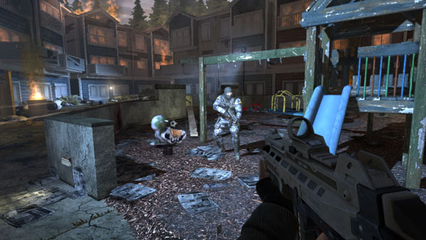 F.E.A.R. 3 game review