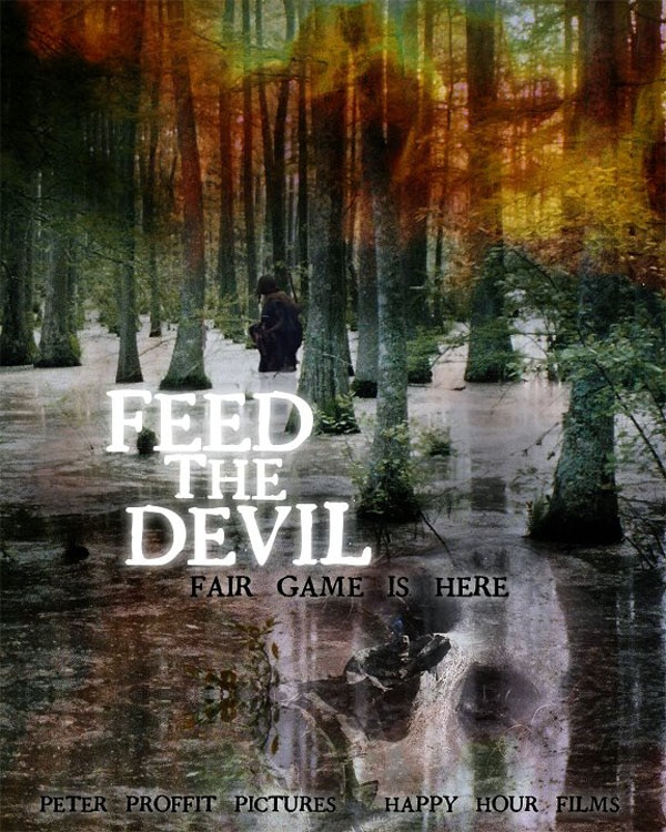 feed the devil poster - Hungry? Why Not Feed the Devil a Trailer?