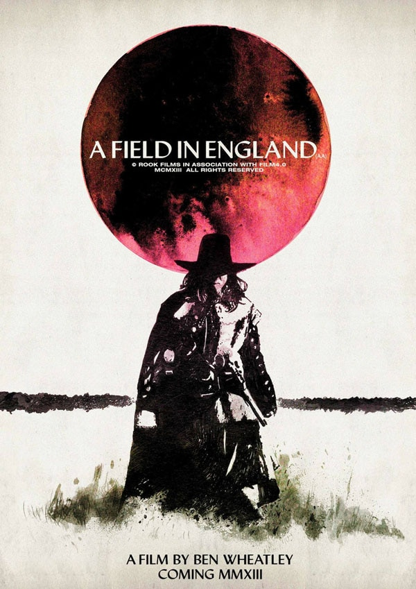 fengland - A Trippy New Trailer Arrives for A Field in England