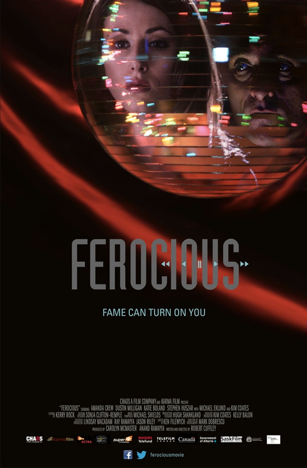 First Trailer and Poster Arrive for Robert Cuffley's Psychological Thriller Ferocious