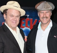 Will Ferrell and John C. Reilly Spend Devil's Night Together