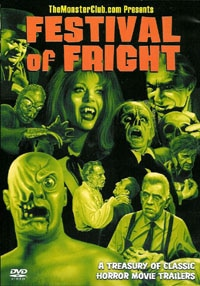 Festival of Fright DVD (click for larger image)