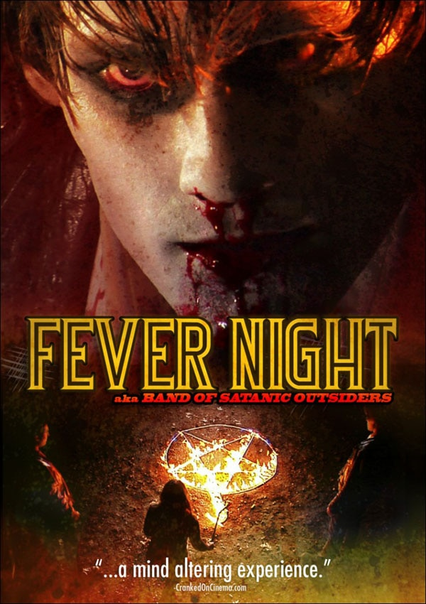 Fever Night Trailer and Art Features a Band of Satanic Outsiders