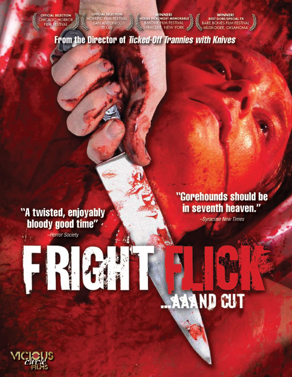 Fright Flick on DVD