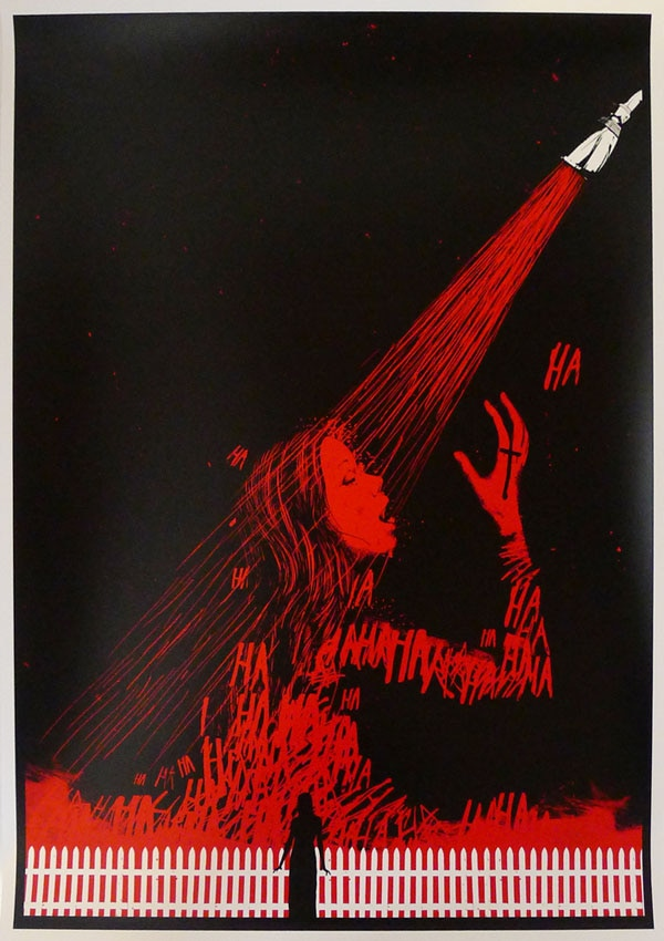 Limited Edition Horror Prints Created for Film4 Summer Screen