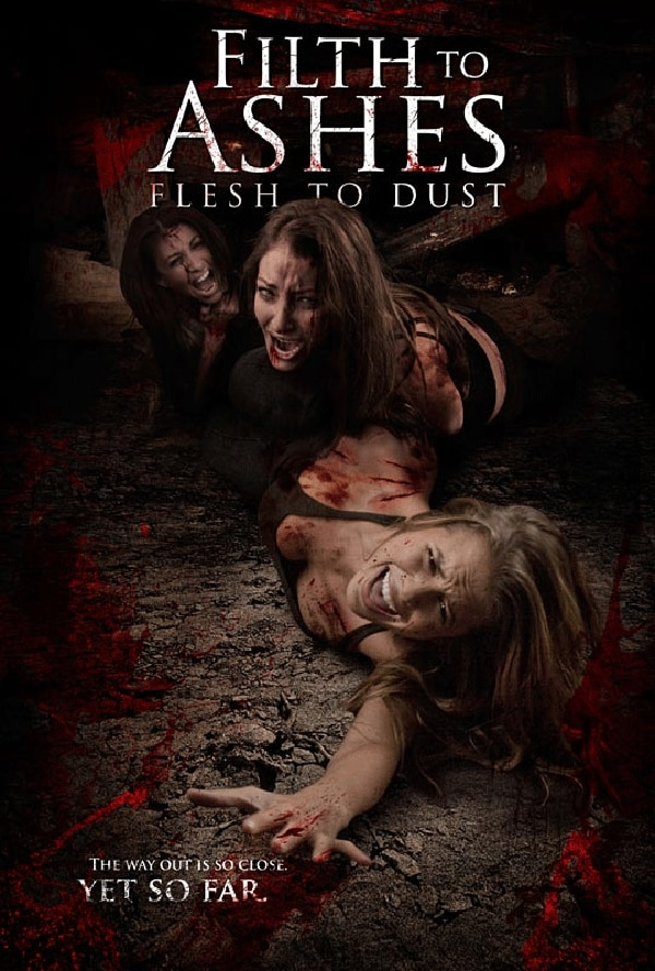 Artwork and Trailer Debut: Filth to Ashes Flesh to Dust