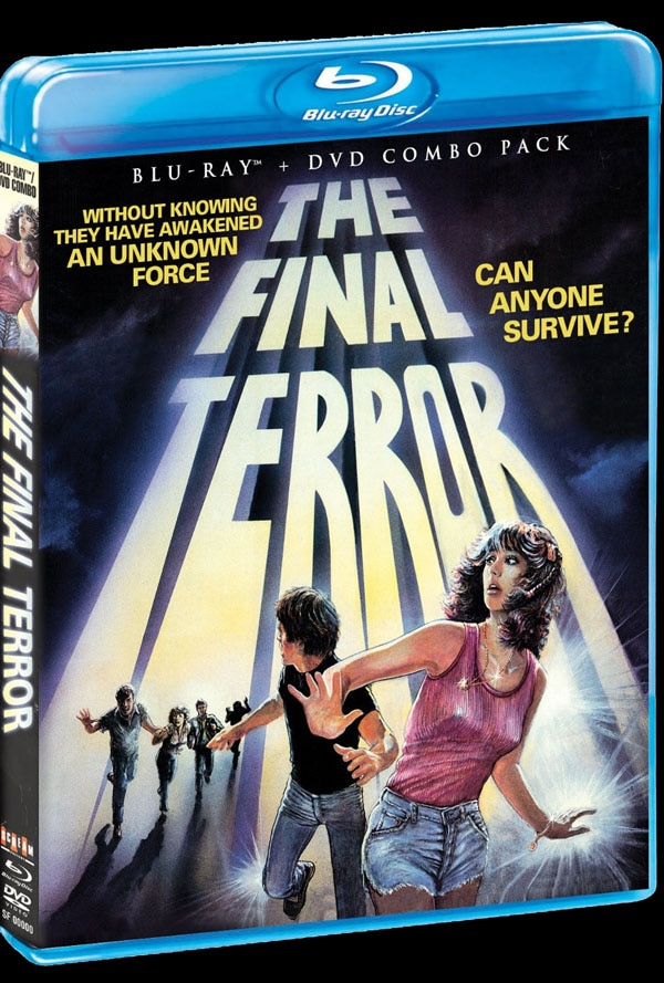 final terror blu ray - Scream Factory Makes a Date with The Final Terror; Full Release Info!
