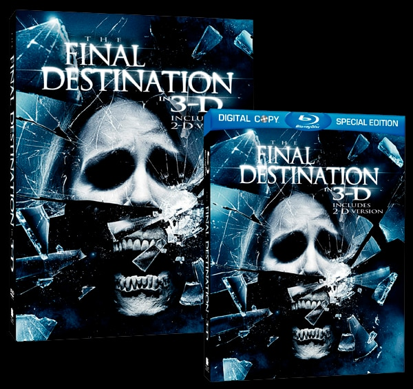 Win a Copy of The Final Destination on DVD
